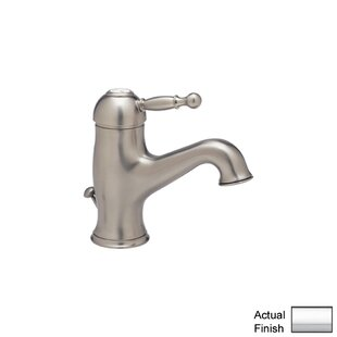 Rohl Cisal Single hole Bathroom Faucet with Drain Assembly