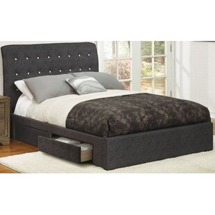 Kunz Upholstered Storage Platform Bed by Latitude Run