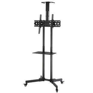 TV Mobile Cart Floor Stand Mount for 3270 Screens