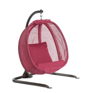 junior egg swing chair with stand