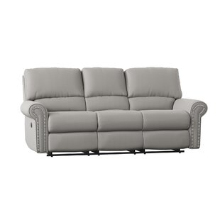 Compare prices Cory Reclining Sofa by Wayfair Custom Upholstery™ Reviews (2019) & Buyer's Guide