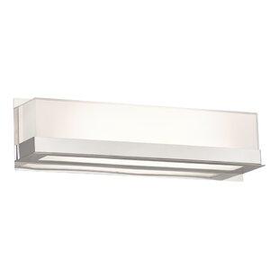 Alpert 1-Light LED Bath Bar by Orren Ellis