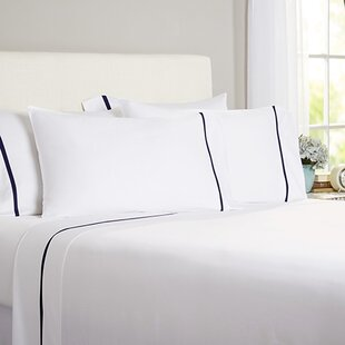 Thame 2 Piece 300 Thread Count 100% Cotton Sheet Set