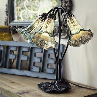 """Fleur De Lis Living Cressey 16"""" Table Lamp"""