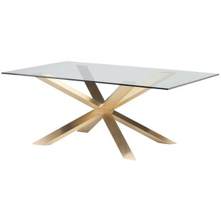 Boler Modern Dining Table by Orren Ellis