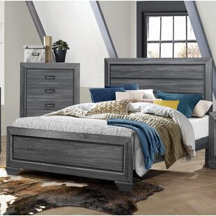 Henry Panel Bed by Loon Peak