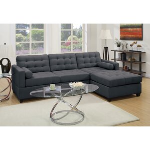 Beverly Reversible Modular Sectional by A&J Homes Studio