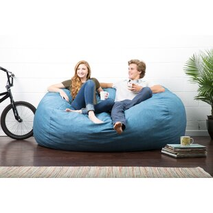 Wondrous Big Joe Lux Extra Large Bean Bag Sofa Alphanode Cool Chair Designs And Ideas Alphanodeonline