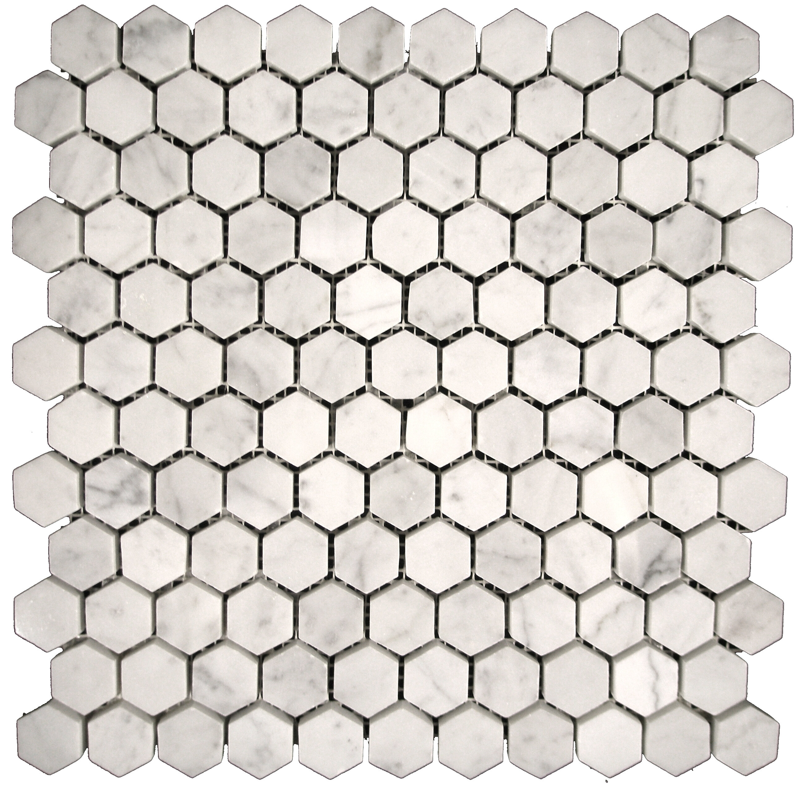 Large Hexagon Floor Tile Wayfair