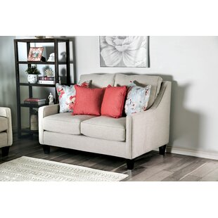Beryl Loveseat by Canora Grey