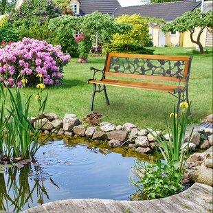 Campanella Garden Bench By Sol 72 Outdoor