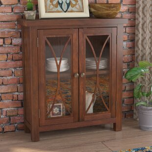 Chatham Square 2 Door Accent Cabinet by Charlton Home