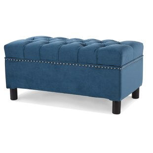 Glen Upholstered Storage Bench