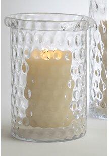 Honeycomb Glass Hurricane