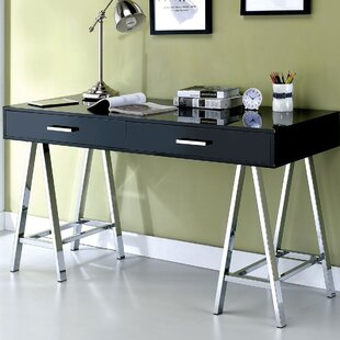 Baudette Desk by Orren Ellis Spacial Price