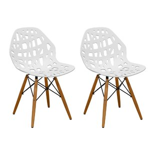Read Reviews Hoyle Dining Chair (Set of 2) by Turn on the Brights Reviews (2019) & Buyer's Guide