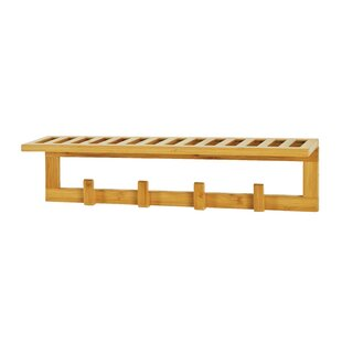Frederick Wall Mounted Coat Rack By Natur Pur