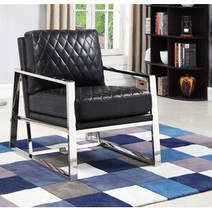 Stalybridge Contemporary Armchair by Orren Ellis