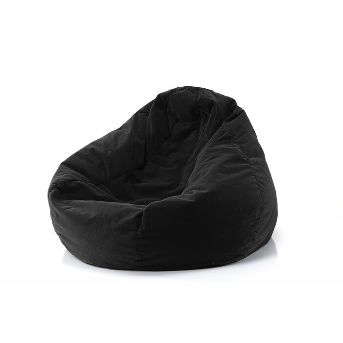 Admirable Large Bean Bag Chair Inzonedesignstudio Interior Chair Design Inzonedesignstudiocom