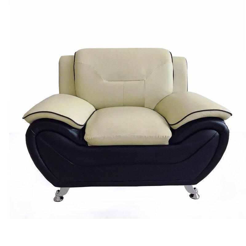 Orren Ellis Nataly 2 Piece Standard Living Room Set