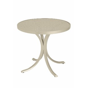 Boulevard Aluminum Dining Table Best & Reviews
