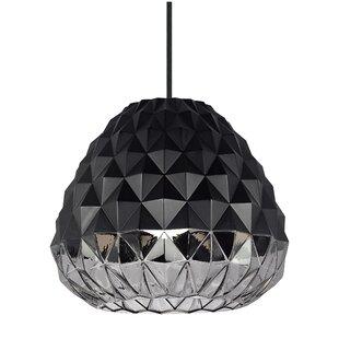 LBL Lighting Facette 1-Light Geometric Pendant