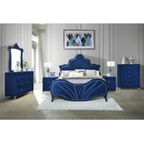 Farrel Padded Platform Configurable Bedroom Set by Mercer41