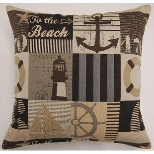 Harbortown Cadet Throw Pillow