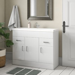 Weatherly 1010mm Free-standing Vanity Unit By Metro Lane