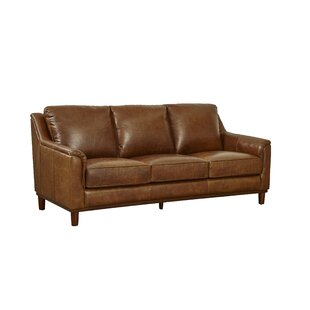 Loon Peak Knowles Leather Sofa