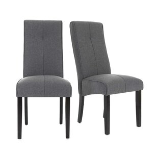 Russiaville Upholstered Dining Chair (Set Of 2) By Ophelia & Co.