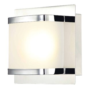 Kirsten 1-Light Bath Sconce by Orren Ellis