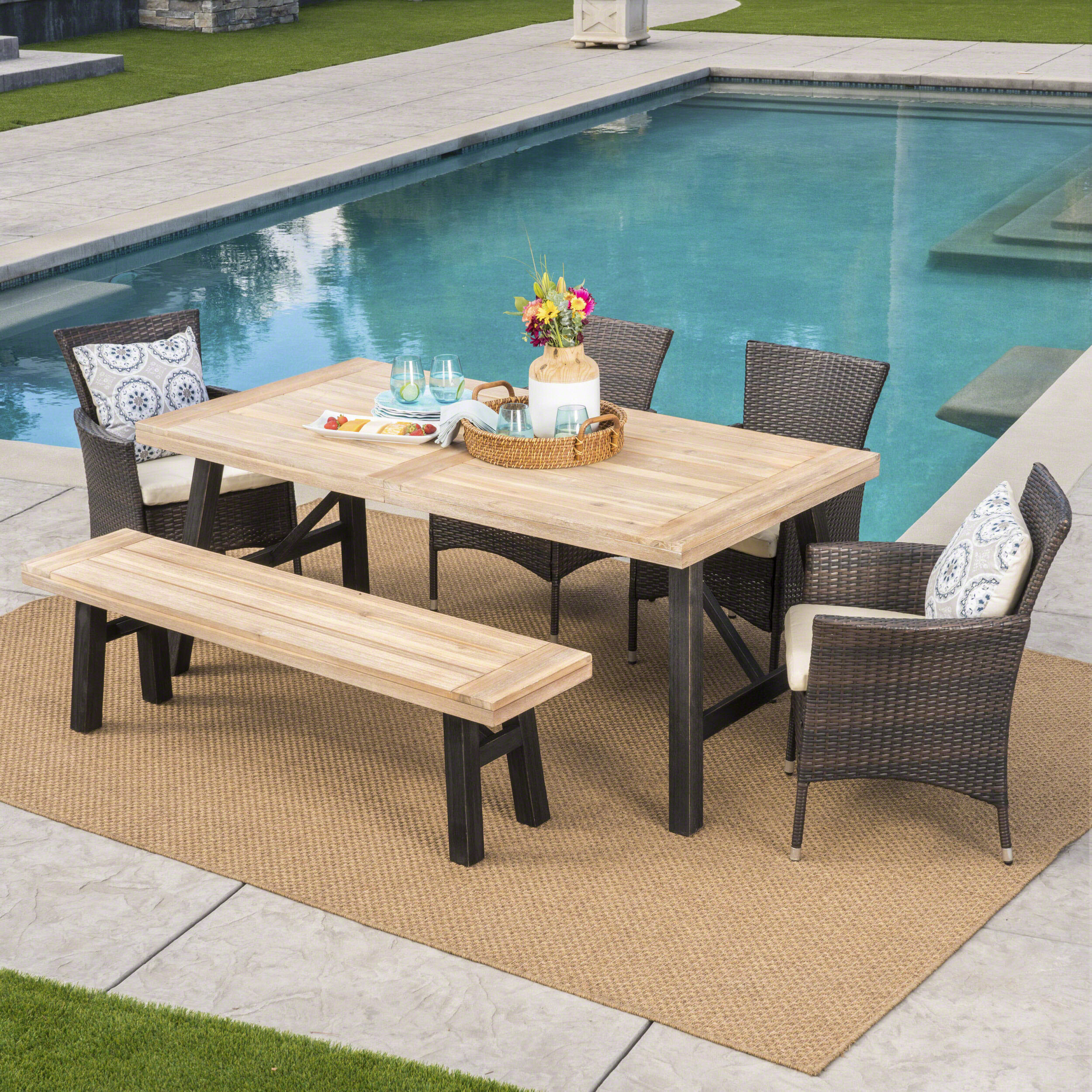 17 Stories Patio Dining Sets You Ll Love In 2020