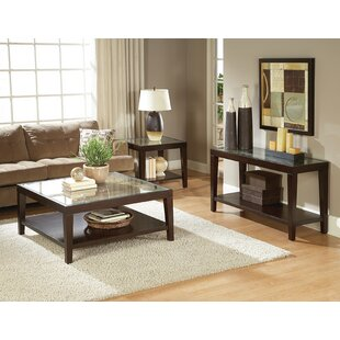 Woodhaven Hill 3299 Series 3 Piece Coffee Table Set