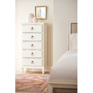 Wisp 5 Drawer Lingerie Chest