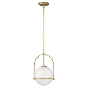 Affordable Price Somerset 1-Light Pendant By Hinkley Lighting