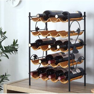 Sonia 20 Bottle Floor Wine Rack by Winsto..