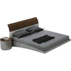 Amsterdam Platform Bed by J&M Furniture