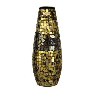 92194d8dbc5 Gold Mercury Glass Vases