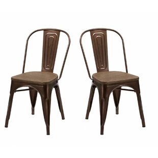 Sheree Dining Chair (Set of 4) by 17 Stories