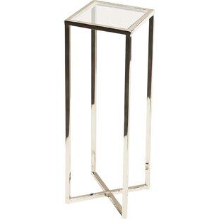Interlude Zander End Table