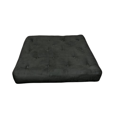Visco Coil Ii Microfiber Loveseat Futon Mattress