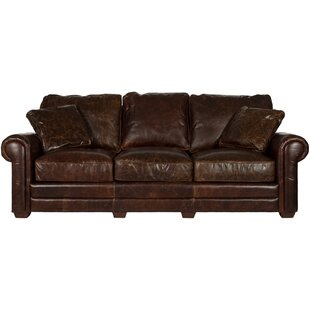 Belfield Leather Sofa
