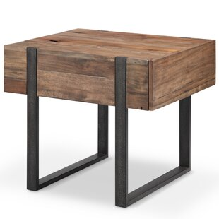 Union Rustic Sharri End Table