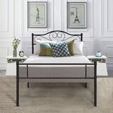 Phipps Living Metal Platform Bed by Andover Mills™
