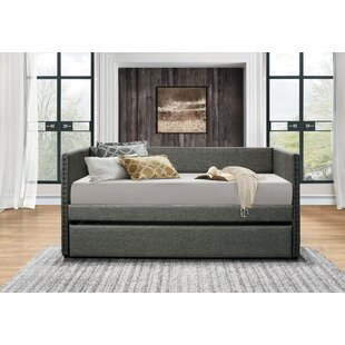 Yelton Daybed with Trundle by Turn on the Brights