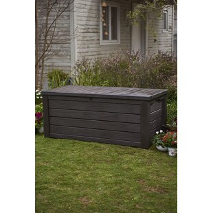 Amazing Deal Westwood 150 Gallon Resin Deck Box Keter