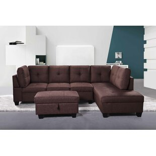 Arlie Modular Sectional with Ottoman