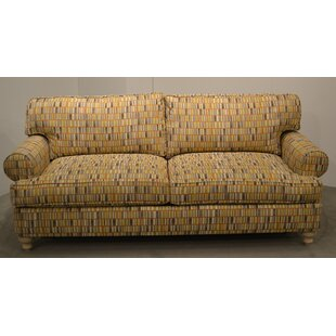 Two Cushion Sleeper Sofa by Carolina Classic Furniture