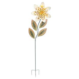 Flower Garden Stake by Sunjoy